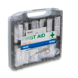i-53 Estate car first aid box DIN13164