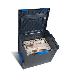L-BOXX 374 G incl. tool tray insert carpenter