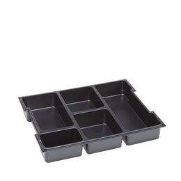 small component tray with 5 recesses i-BOXX 102