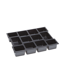 small component tray with 12 recesses i-BOXX 102