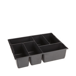 small component tray with 6 recesses i-BOXX 136 & LS-BOXX