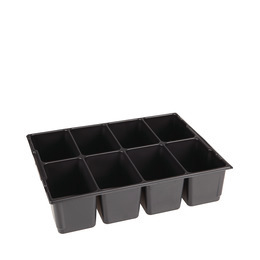 small component tray with 8 recesses L-BOXX 136