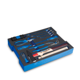 Gedore tool tray insert all-round