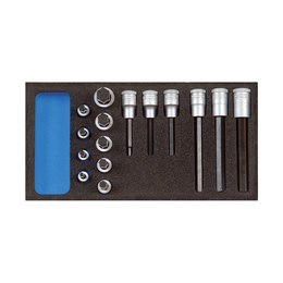 Gedore WE 3x6 Screwdriver bits