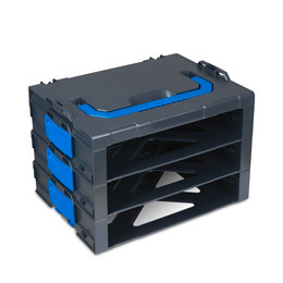 i-BOXX Rack G 3-compartments