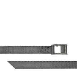 Lashing strap with clamp buckle 3.5m