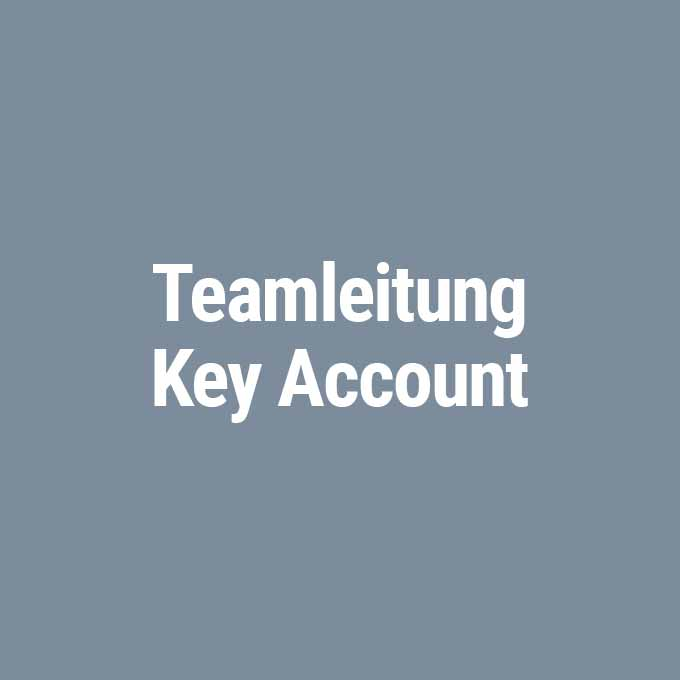 Sortimo Teamleitung Key Account